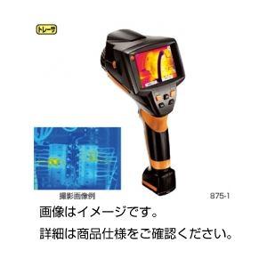 携帯用小型熱画像カメラ875-1i