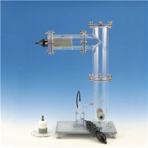 【柴田科学】堆積粉じん再発じん装置 SKY-2型 080200-52
